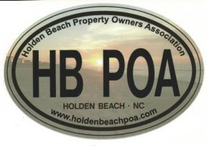 HBPOA Decal